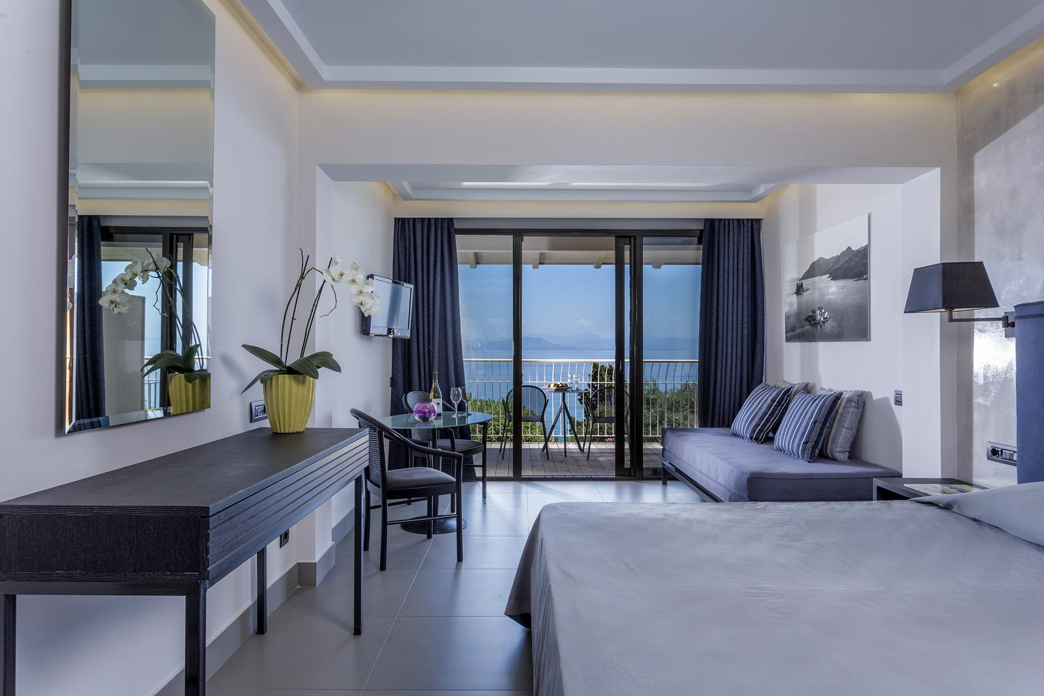 Deluxe Rooms - Sea View