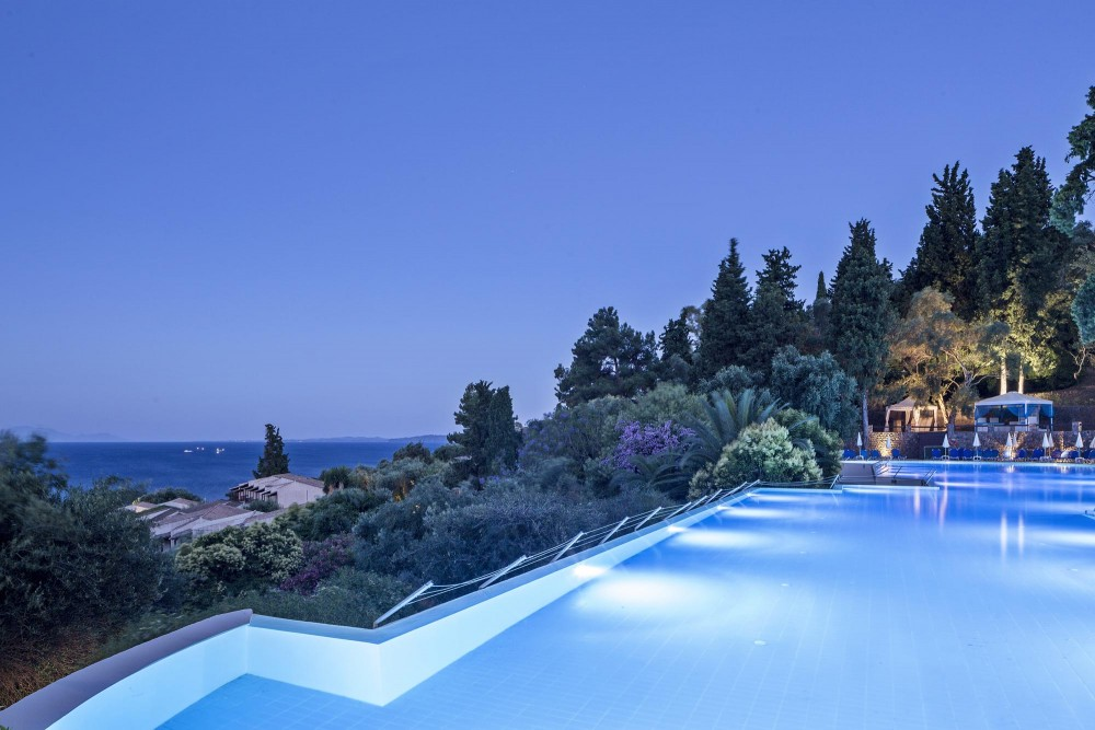 Hotel Corfou Aeolos Beach Resort